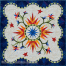 Pepperdish  Quilt Pattern by Judy Niemeyer