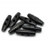 Black Toggle Buttons 3.5 x 1.1 cms x 5 Sewing Buddies Australia