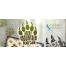 Rocky Mountain Bear Claw Quilt by Judy Niemeyer