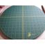 "Self Healing Rotating Cutting Mat (Round 15"" 38 cms) 2 Sewing Buddies Australia"