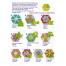 Curved Star Hexagon Patchwork Template - Meredithe Clark 5 Sewing Buddies Australia