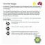 Curved Star Hexagon Patchwork Template - Meredithe Clark 3 Sewing Buddies Australia