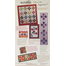 Bear Paw - Classic Pack by Quiltsmart - Printed Interfacing Pattern - SEE VIDEO 3 Sewing Buddies Australia