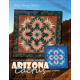 Arizona Cactus Pattern Table Topper