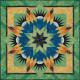 Summer Solstice Quilt Pattern by Judy Niemeyer