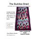 Buddies Braid 2 1/2 Inch Strip Fabric Pattern a.k.a. Jelly Roll Pattern