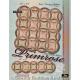 Primrose Wedding Ring Quilt Pattern by Judy Niemeyer