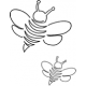 Bumble Bee #30471 by Full Line Stencils