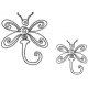 Dragonfly II #30454 by Full Line Stencils