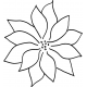 Poinsettia #30339 by Full Line Stencils