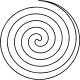 Spiral Circle #30409 by Full Line Stencils