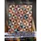 Split Log Cabin Quilt Pattern by Judy Niemeyer