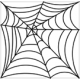 Spider Web #30528 by Full Line Stencils