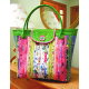 Anything Goes Bag by Aunties Two Patterns ~ Jelly Roll Friendly