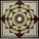 Woodcarvers Star Quilt Pattern by Judy Niemeyer