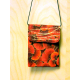 Red Japanese Fabric Mobile (Cell) Phone Bag Fun Pack by Quiltsmart