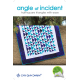 Angle of Incident by Cozy Quilt Designs Sewing Buddies Australia