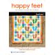 Happy Feet Pattern by Cozy Quilt Designs Sewing Buddies Australia