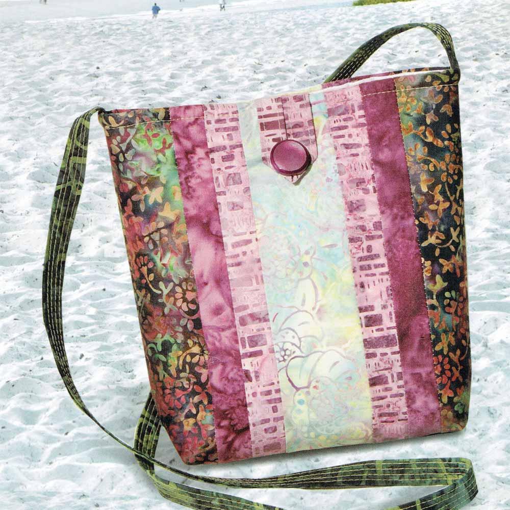 Carmel Swing Bag by Pink Sand Beach Designs