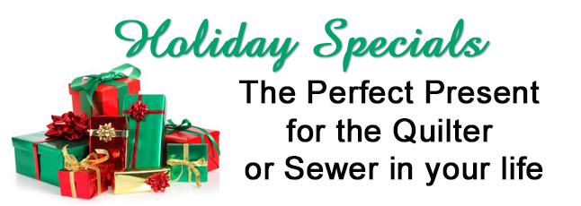 Holiday Special at Sewing Buddies Australia
