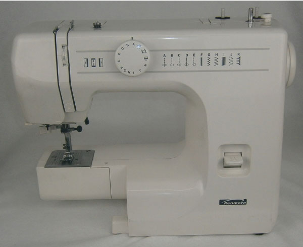 Kenmore Sewing Machine Amazing How To Thread A Kenmore 14 Sewing Machine