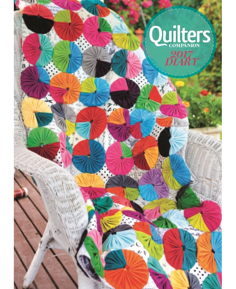 Quilters Companion Diary